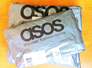 ASOS deliveries